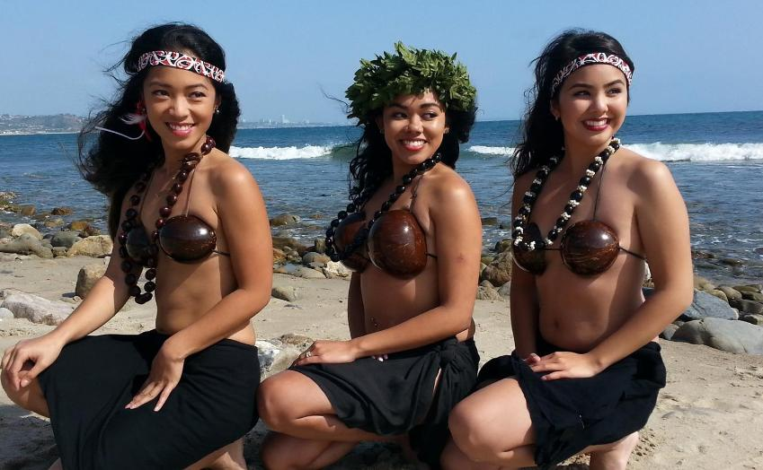 hawaii percussie muziek